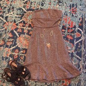 Baby Phat Peplum bottom Dress